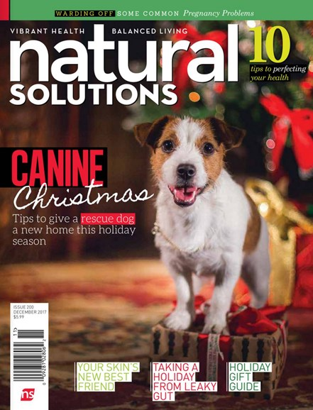 Natural Solutions Cover - 12/1/2017