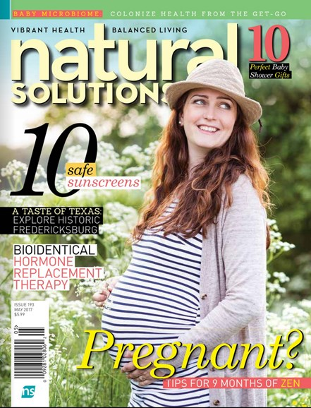 Natural Solutions Cover - 5/1/2017