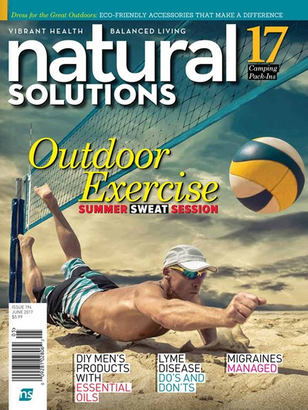 Natural Solutions Cover - 6/1/2017