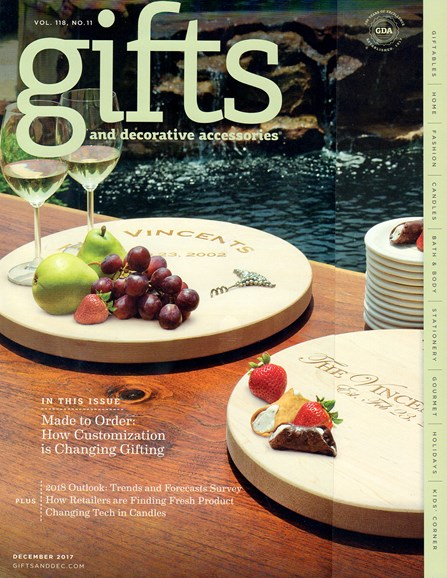 Gifts And Decorative Accessories Cover - 12/1/2017