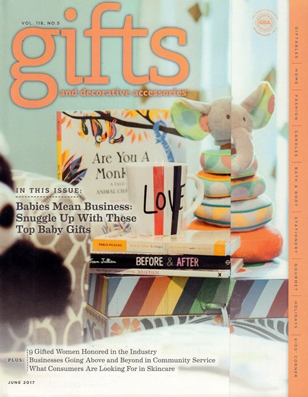 Gifts And Decorative Accessories Cover - 6/1/2017