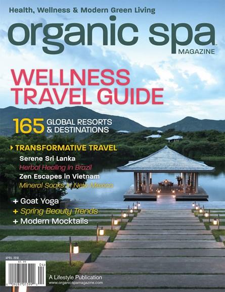 Organic Spa Cover - 4/1/2018
