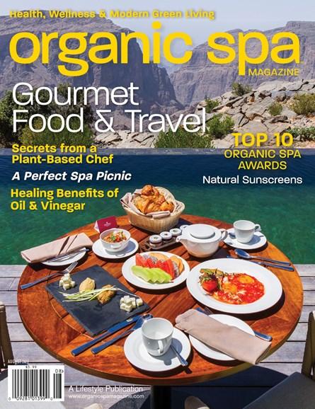 Organic Spa Cover - 8/1/2017