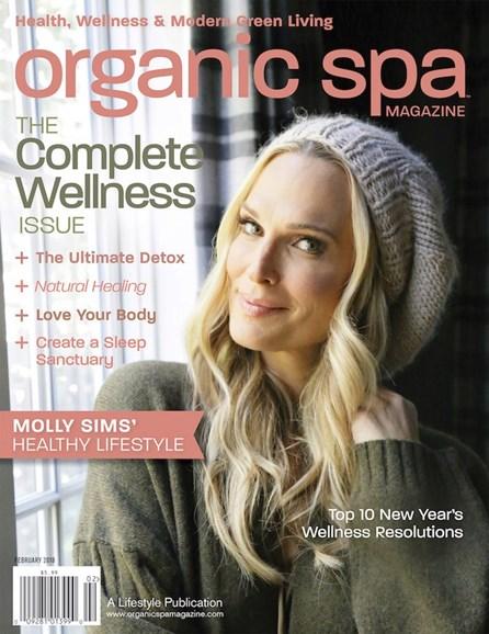 Organic Spa Cover - 2/1/2018