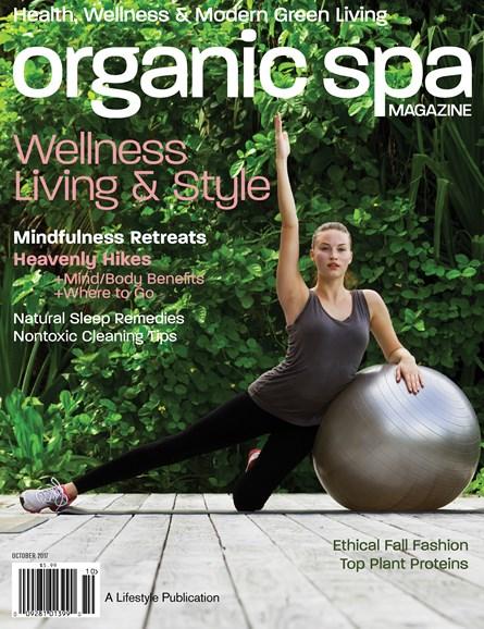 Organic Spa Cover - 10/1/2017