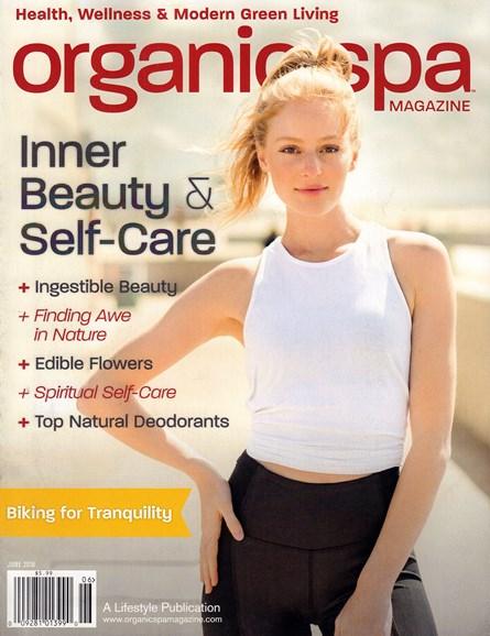 Organic Spa Cover - 6/1/2018