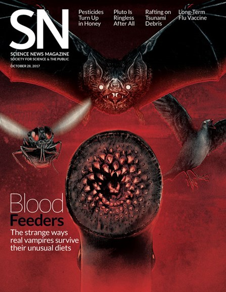 Science News Cover - 10/28/2017