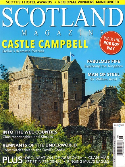 Scotland Magazine Cover - 5/1/2018