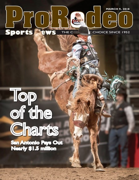 Pro Rodeo Sports News Cover - 3/9/2018