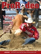 Pro Rodeo Sports News Magazine 5/4/2018