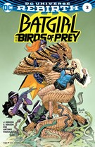 Batgirl and the Birds of Prey 12/1/2016