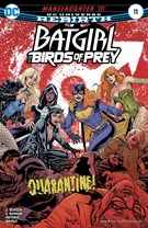 Batgirl and the Birds of Prey 12/1/2017