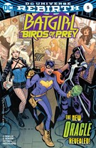 Batgirl and the Birds of Prey 2/1/2017