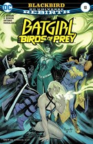 Batgirl and the Birds of Prey 7/1/2017