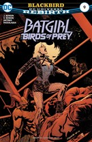Batgirl and the Birds of Prey 6/1/2017