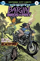 Batgirl and the Birds of Prey 11/1/2017
