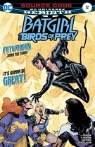 Batgirl and the Birds of Prey 9/1/2017