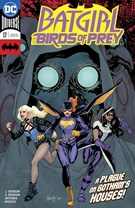 Batgirl and the Birds of Prey 2/1/2018