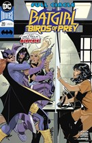 Batgirl and the Birds of Prey 5/1/2018