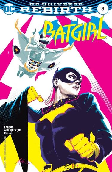 Batgirl Cover - 11/1/2016