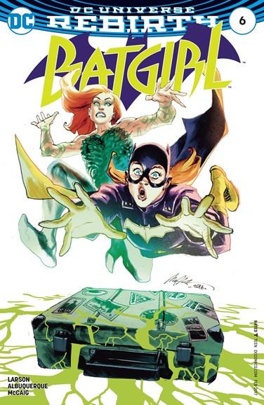 Batgirl Cover - 2/1/2017