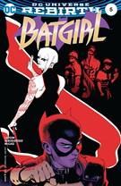 Batgirl Comic 1/1/2017