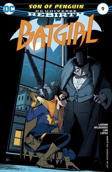 Batgirl Cover - 5/1/2017