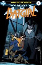 Batgirl Comic 5/1/2017
