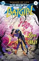 Batgirl Comic 11/1/2017