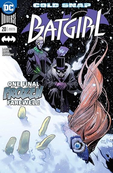 Batgirl Cover - 4/1/2018