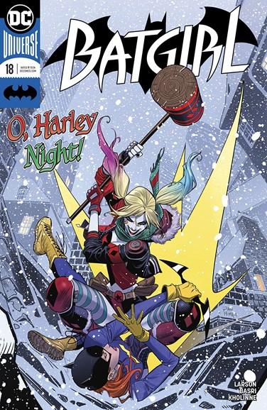 Batgirl Cover - 2/1/2018