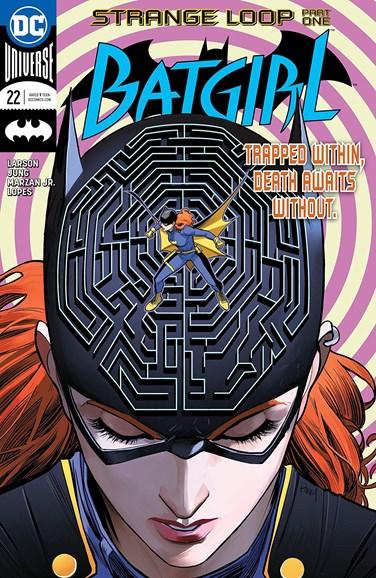 Batgirl Cover - 6/1/2018
