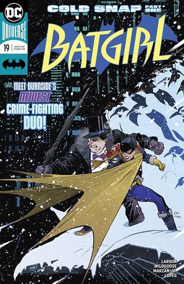 Batgirl Cover - 3/1/2018