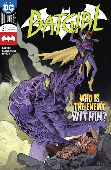 Batgirl Cover - 5/1/2018