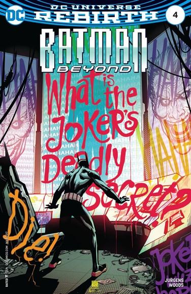 Batman Beyond Cover - 3/1/2017