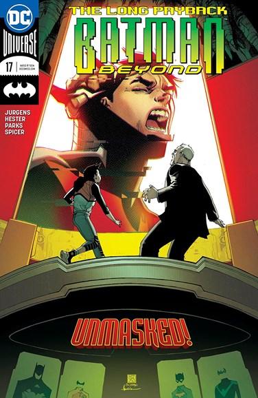 Batman Beyond Cover - 4/1/2018