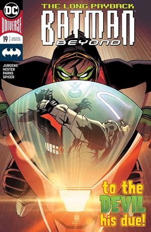 Batman Beyond | 6/1/2018 Cover