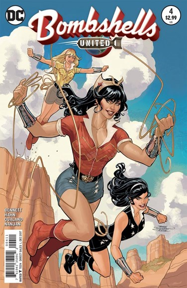 Bombshells United Cover - 12/15/2017
