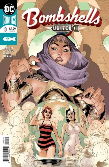 Bombshells United Cover - 3/15/2018