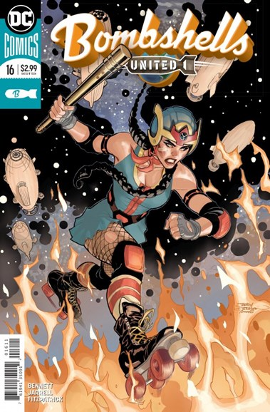 Bombshells United Cover - 6/15/2018