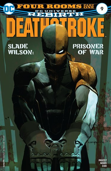 Deathstroke Cover - 2/15/2017