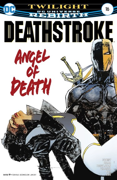 Deathstroke Cover - 6/1/2017