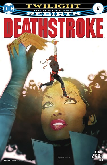 Deathstroke Cover - 6/15/2017