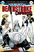Deathstroke-the Terminator 11/1/2017