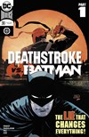 Deathstroke-the Terminator | 6/1/2018 Cover