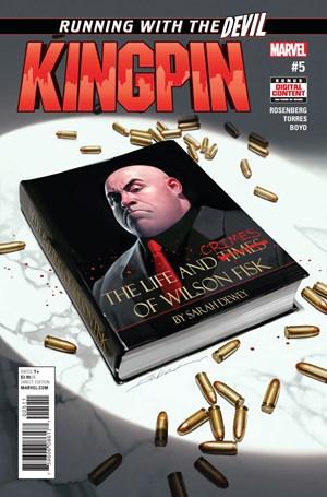 Kingpin | 8/1/2017 Cover