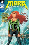 Mera: Queen of Atlantis | 4/1/2018 Cover