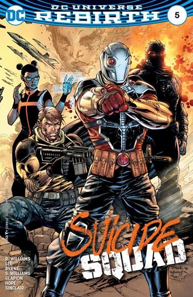 Suicide Squad Cover - 12/15/2016