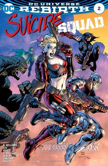 Suicide Squad Cover - 11/1/2016