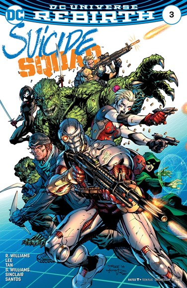 Suicide Squad Cover - 11/15/2016